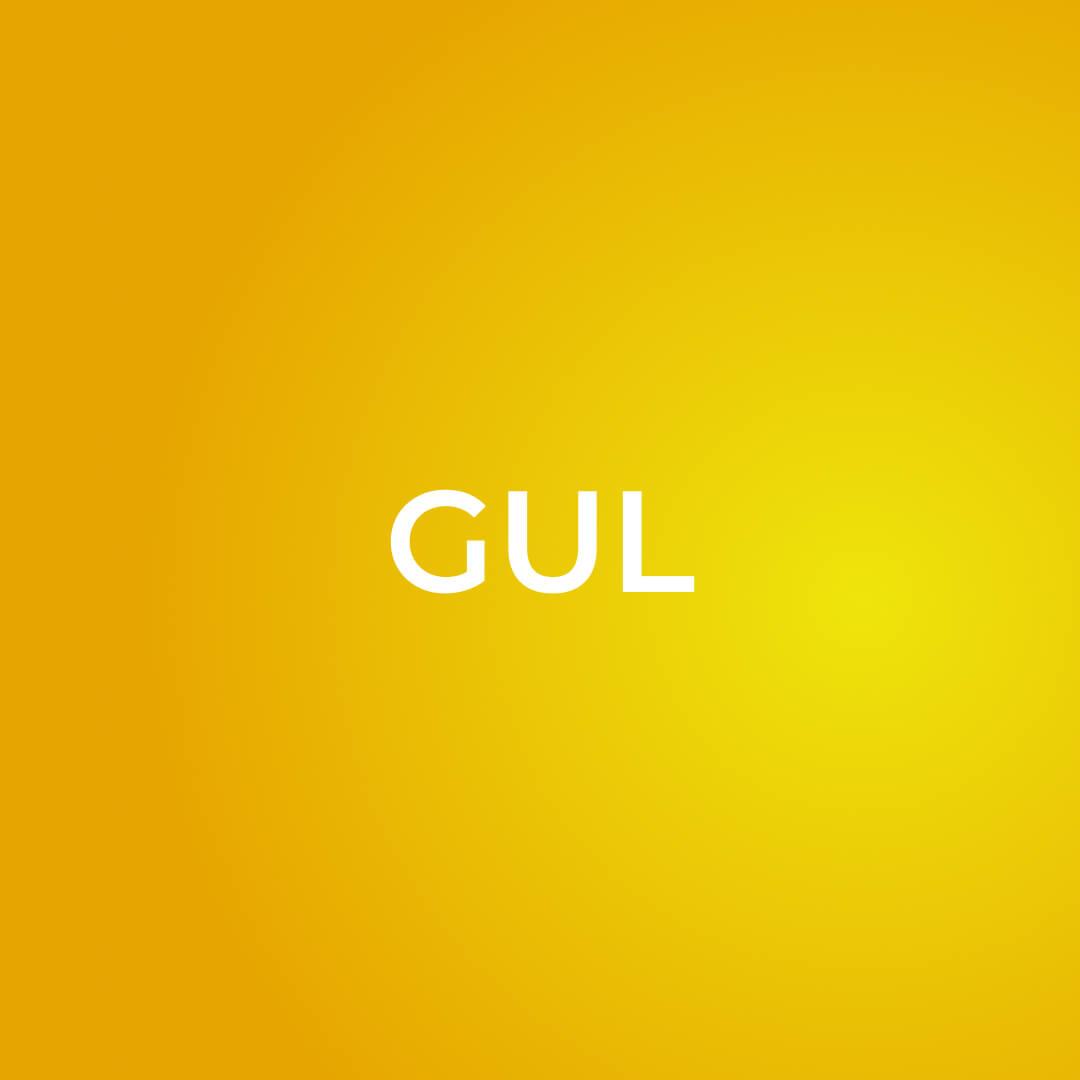 gul gradient fonter og farger i kommunikasjon