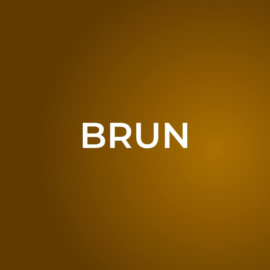 brun gradient fonter og farger i kommunikasjon