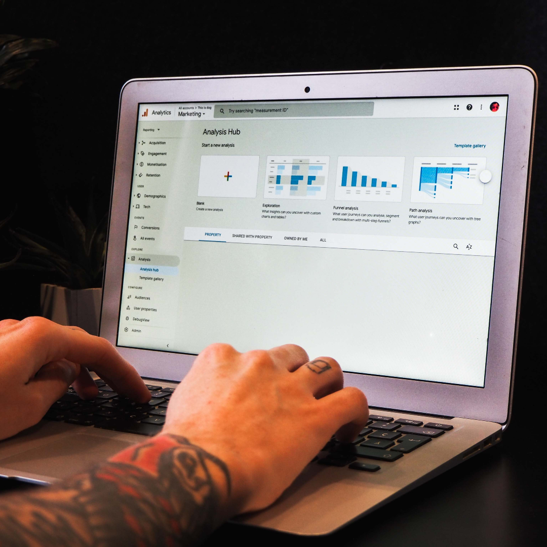 Nettbutikk, analytics og data
